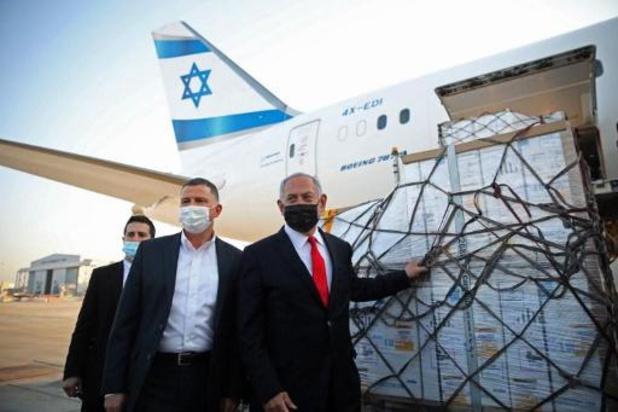 Israël legt internationaal vliegverkeer plat