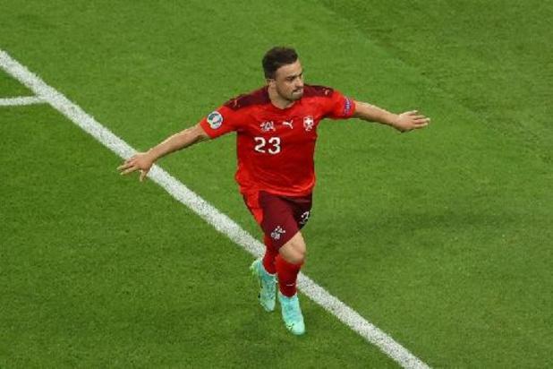 Euro 2020 - Xherdan Shaqiri élu Homme du match Suisse-Turquie