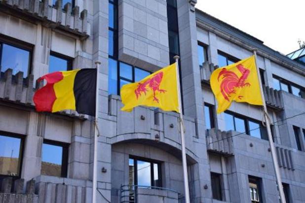 La Wallonie repasse en rouge sur la carte européenne