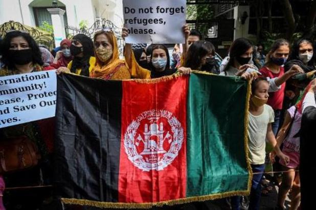 VN-vluchtelingenagentschap wil werk in Afghanistan voortzetten
