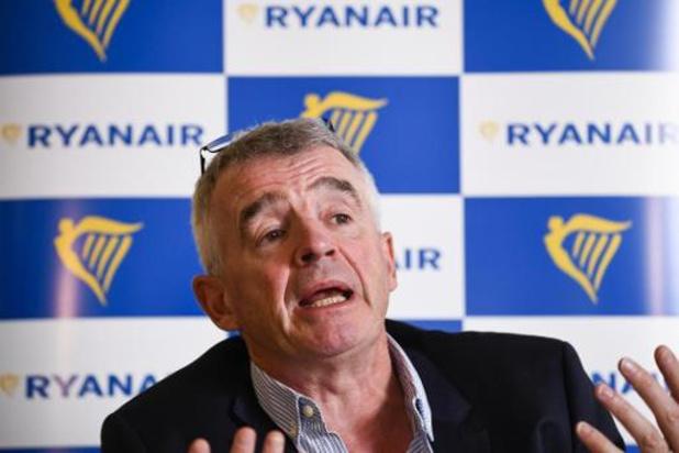 Brexit: le patron de Ryanair confiant dans la conclusion d'un accord