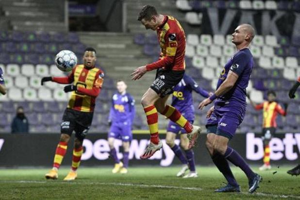 La Gantoise renverse Charleroi, Malines qualifié grâce à une victoire au Beerschot