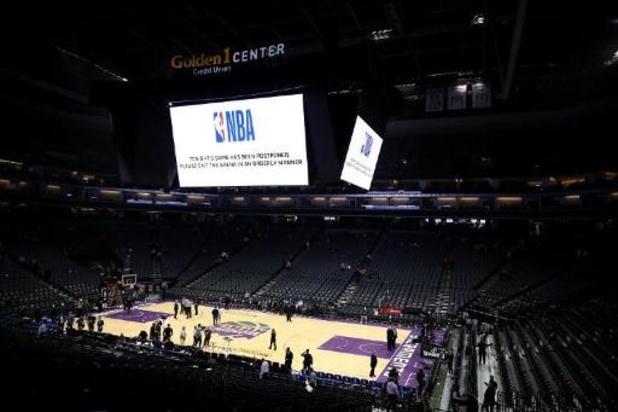 NBA ligt mogelijk twee maanden stil