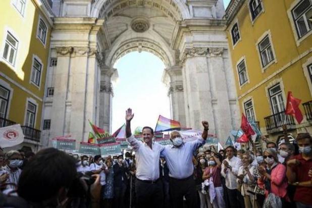 Socialisten favoriet bij gemeenteraadsverkiezingen in Portugal