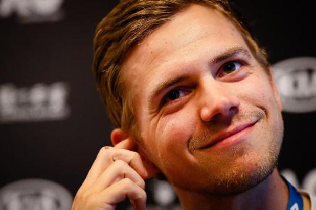 """US Open - Coach van Mertens: """"We praten niet over een grandslamzege"""""""