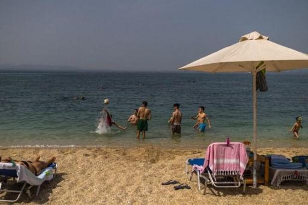 Coronavirus - Les plages grecques à nouveau accessibles