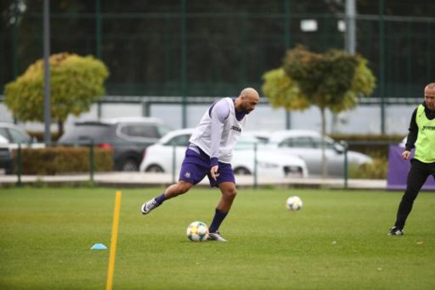 Jupiler Pro League - Anthony Vanden Borre part en stage avec Anderlecht