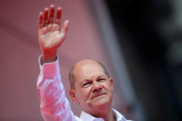 Allemagne: audition à haut risque pour Olaf Scholz, favori des législatives