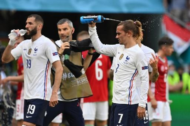 """Euro 2020 - Benzema """"a l'appui du staff et des joueurs"""", rassure Griezmann"""