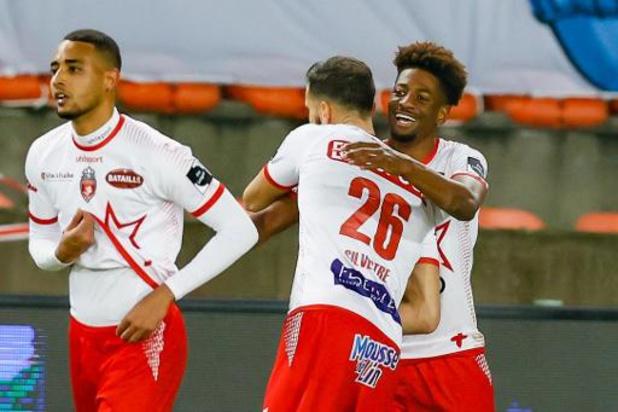 Jupiler Pro League - Moeskroen houdt de punten thuis tegen onmondig Beerschot