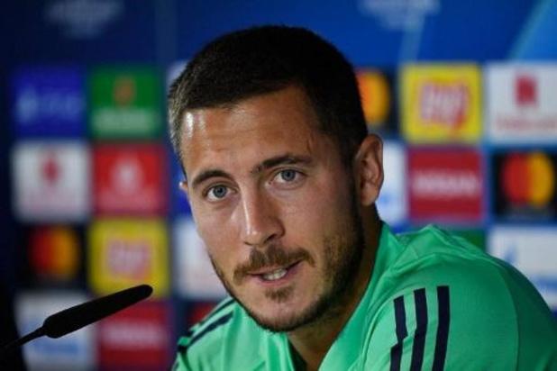 Eden Hazard a besoin d'un but ou d'un assist pour lancer sa saison