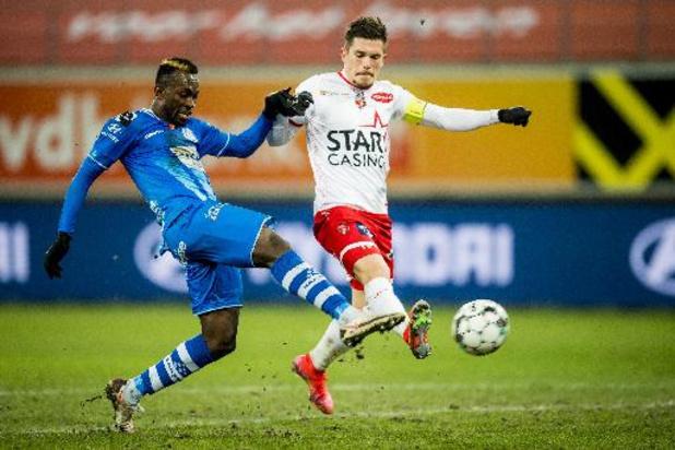 AA Gent leent Anderson Niangbo uit aan Sturm Graz