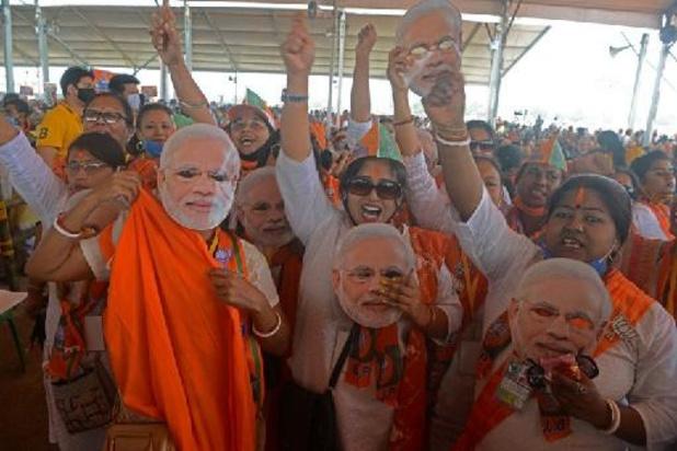 Bengale occidental: revers électoral pour Modi dans un Etat indien clé