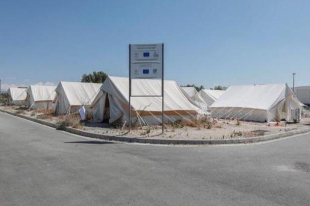 120 migrants syriens secourus au large de Chypre