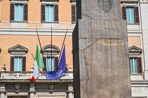 Referendum en Italie pour réduire le nombre de députés