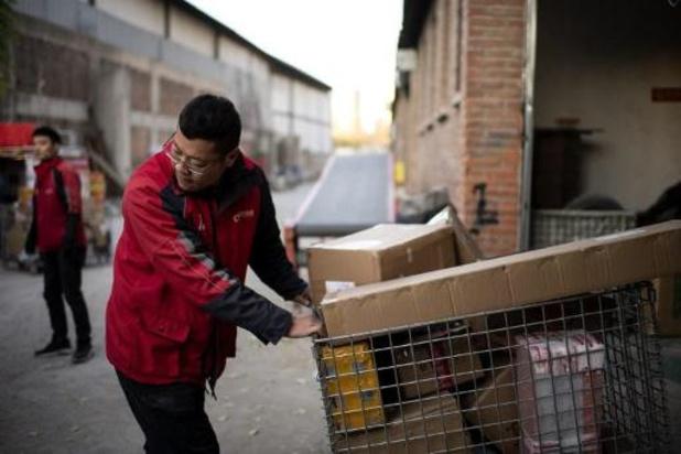 """Ruée sur les bonnes affaires en ligne en Chine pour la """"Fête des célibataires"""""""