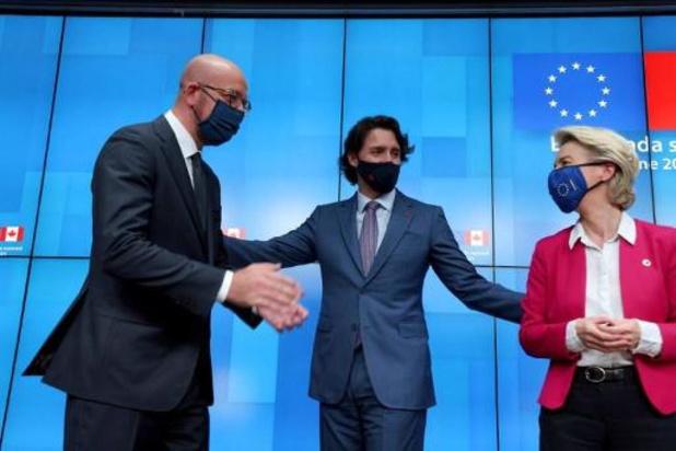 Canada et UE en front commun sur la question des vaccins