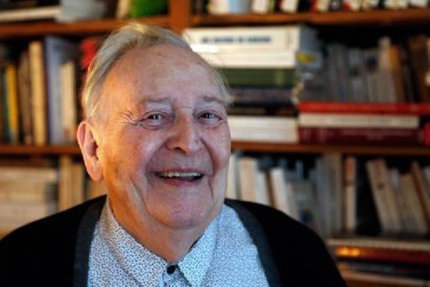 Décès de l'historien Marc Ferro, grand spécialiste de la Russie et du cinéma