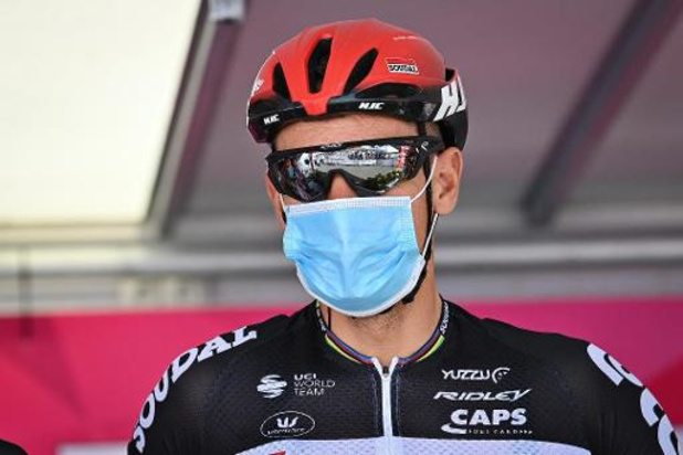 Philippe Gilbert entame samedi son dixième Tour de France