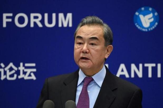 """Ouïghours: Pékin loue sa défense """"éclatante"""" des droits de l'homme"""