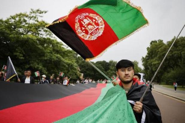 """Afghaanse vlag wordt """"uit solidariteit"""" meegedragen tijdens openingsceremonie"""