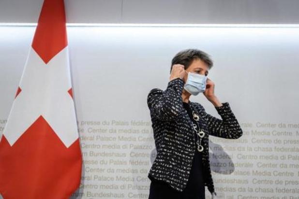 Vanaf 22 maart verplichte quarantaine voor Belgen die naar Zwitserland reizen