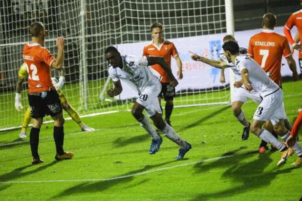 1B Pro League - Deinze wint van Lierse Kempenzonen