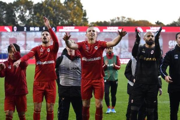 L'Antwerp ne prolongera pas les contrats de Sinan Bolat et Kevin Mirallas