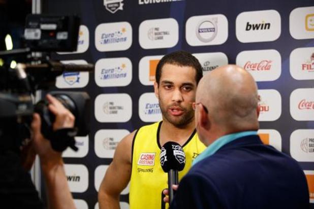 Belgian Lions - Le 'Belgian Lion' Elias Lasisi met un terme à sa saison
