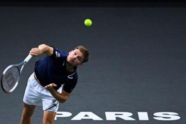 """ATP Paris - Goffin n'a plus gagné depuis l'US Open : """"Retrouver la fraîcheur physique et mentale"""""""