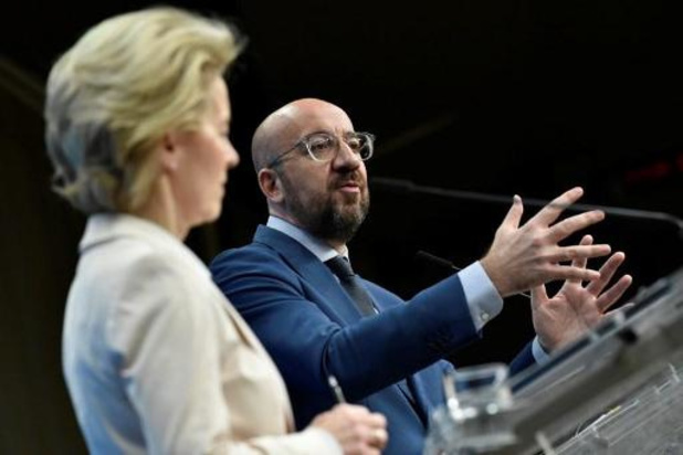 Europese leiders houden video-overleg over aanpak coronacrisis