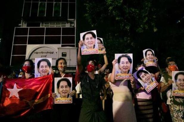 Le parti d'Aung San Suu Kyi remporte les élections en Birmanie