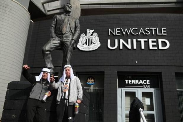 Verkoop van voetbalclub Newcastle aan Saoedisch staatsfonds stuit op kritiek