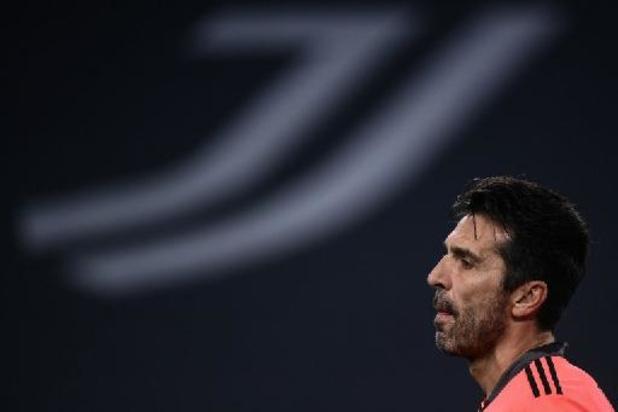 Gianluigi Buffon va quitter la Juventus à la fin de la saison