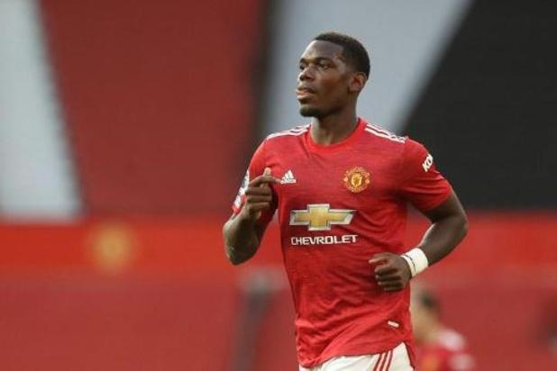 Paul Pogba lié à Manchester United jusqu'en 2022, révèle Solskjaer
