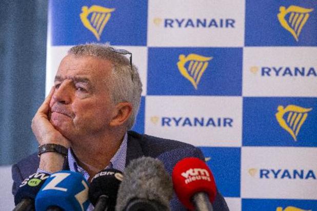 Nouveau bras de fer entre Ryanair et la délégation syndicale belge