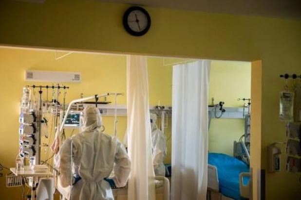 Coronavirus - La Belgique envoie une équipe médicale B-Fast en Slovaquie