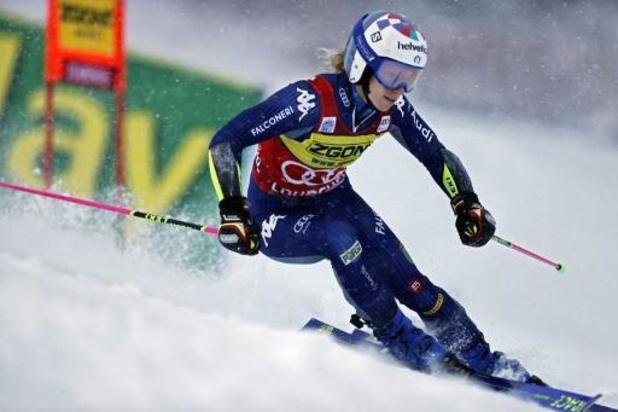 WB alpijnse ski: Italiaanse Bassino troeft Vlhova af in reuzenslalom van Courchevel