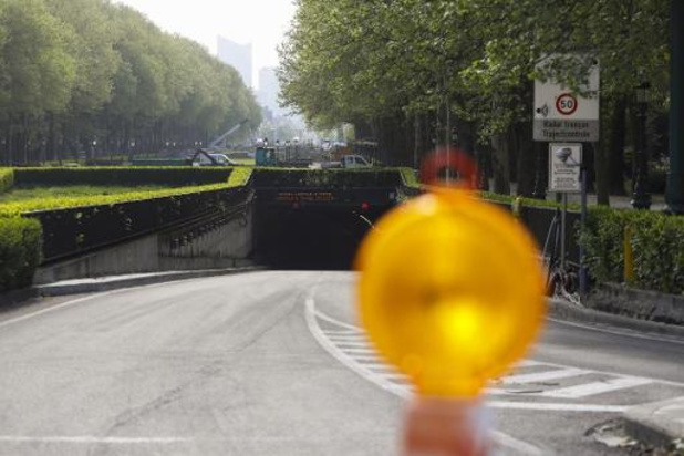 Les Bruxellois appelés à choisir le nouveau nom du Tunnel Léopold II parmi 15 candidates