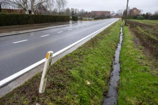Alerte aux conditions glissantes dimanche soir en provinces de Liège et Luxembourg