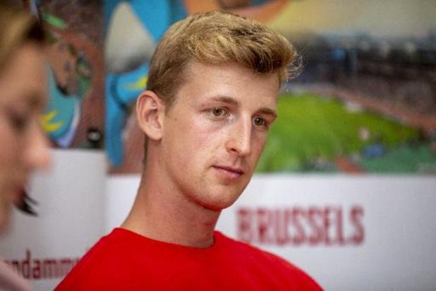 """MEMORIAL VAN DAMME - Alexander Doom """"satisfait"""" de son 400 mètres"""