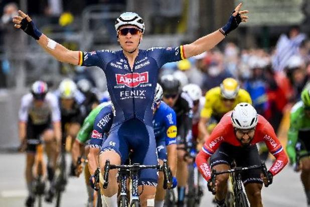 Le film de la 3e étape du Tour de France