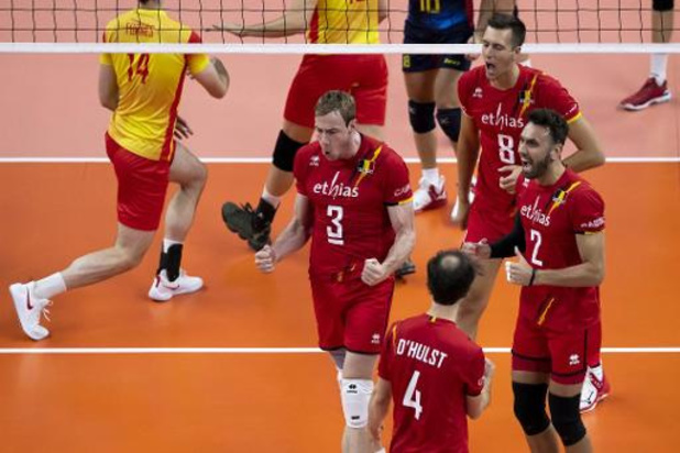 Red Dragons blijven ongeslagen na zege tegen Spanje