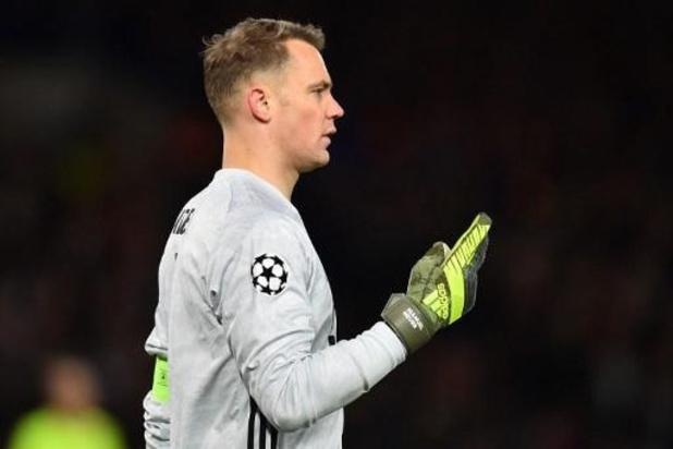 """Bundesliga - Neuer is ontstemd na lekken van contractbesprekingen: """"Ben dit niet gewoon van Bayern"""""""