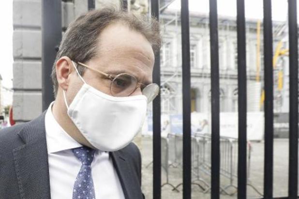 """Coronavirus - """"L'horeca est une cible un peu facile et je le regrette"""""""
