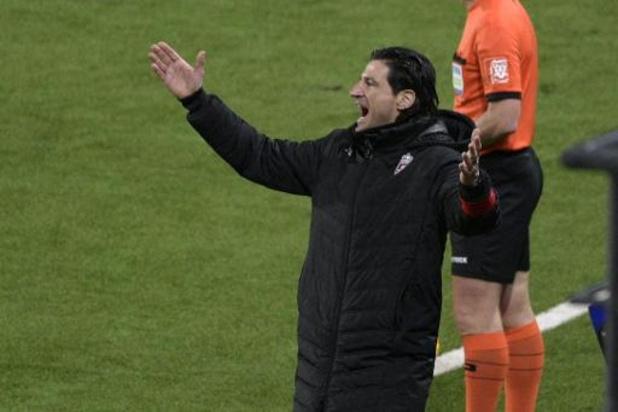 Jorge Simao (Mouscron) et Cuesta (Genk) suspendus un match, Brogno (Beerschot) trois