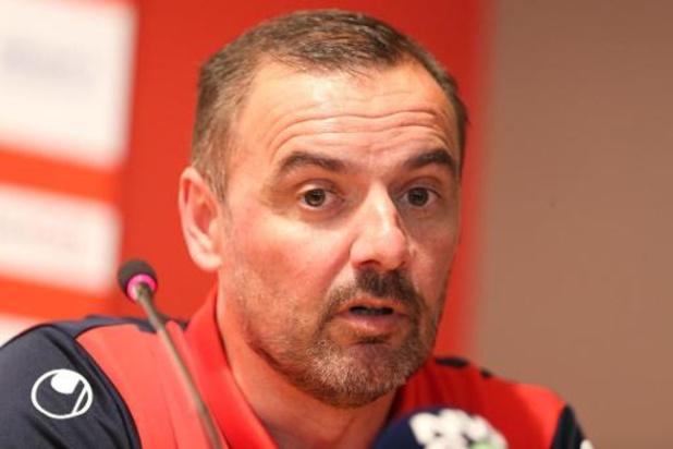 L'Excel Mouscron licencie son entraîneur Fernando Da Cruz