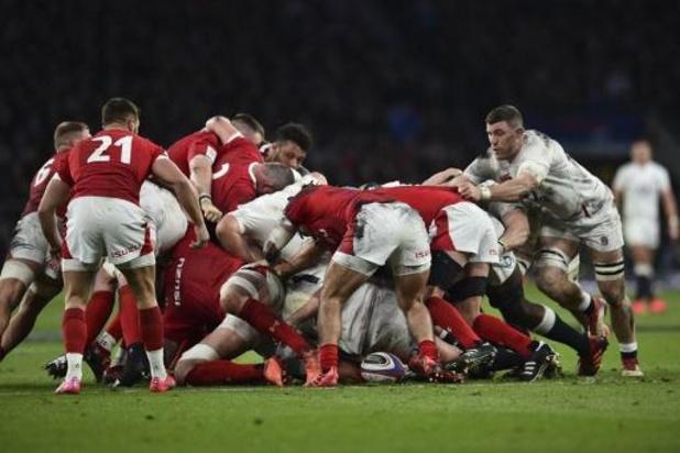 Dix changements de règles dans le rugby, dont la limitation des mêlées, contre le virus