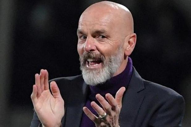 Serie A - AC Milan bevestigt Stefano Pioli als nieuwe coach