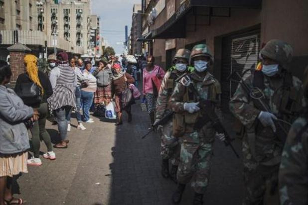 Rode Kruis vreest corona-uitbraak in Afrika